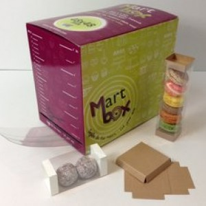 Mart Box Clear Tube Packaging