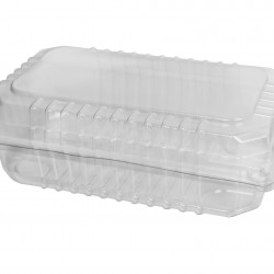Plastic ClearPack Salad Pack - Large