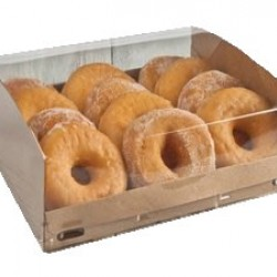 Large Vizione Tray and Lid